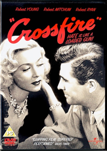 Crossfire (1947) - Rotten Tomatoes