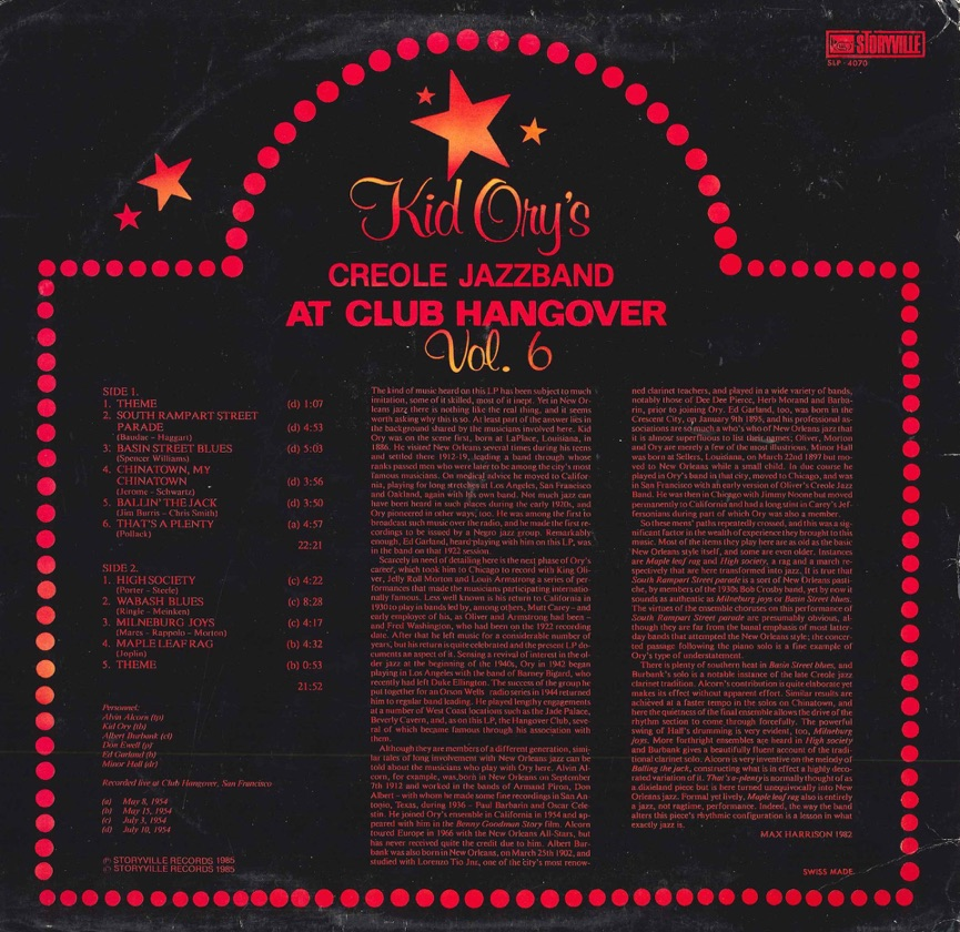 Kid Creole And The Coconuts - Cre~Olé - The Best Of Kid Creole And The Coconuts