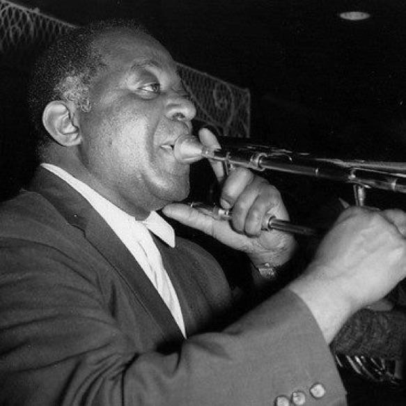 eddie blair trumpet
